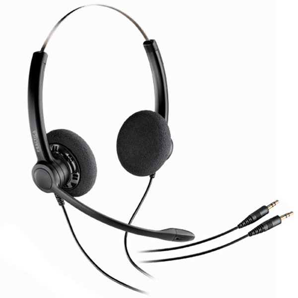 SP12-PC, PRACTICA, Diadema binaural, 3.5mm