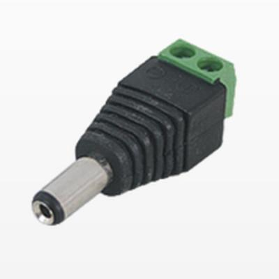 JR52, Adaptador Jack de 3.5 mm Macho Polarizado